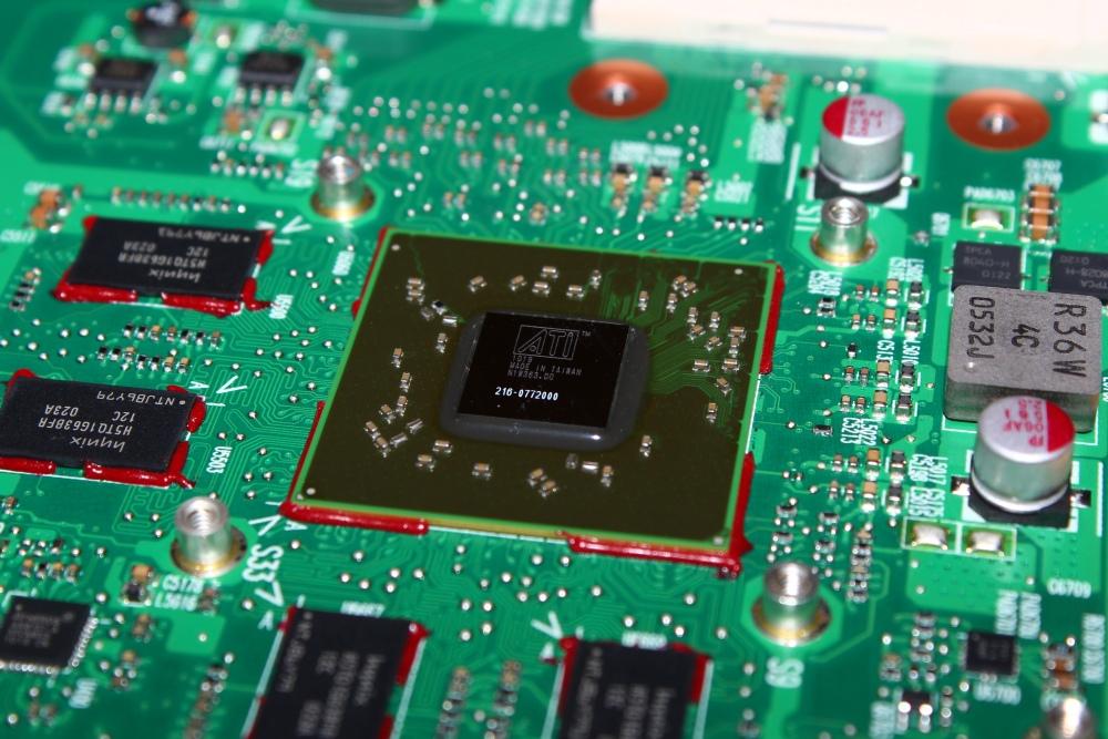 Toshiba Satellite L305-s5894 Mainboard Reparatur
